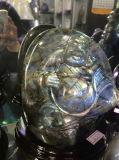 Semi Precious Stone Fashion Buddha Carving Statue (ESB01502)
