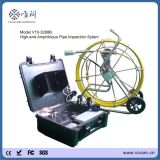 2 in 1 Auto-Levelling Pipe Drain Inspection Camera Equipment