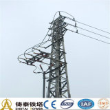 Q460b Substation Structure Steel Tower