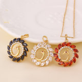 2014 Xuping Newest Fashio Jewelry CZ Pendant