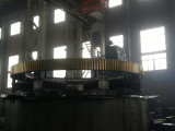 Large Cement Gear with Kinds of Material