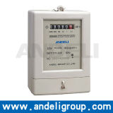 Single Phase Electronic Kilowatt Hour Meter (DDS480)