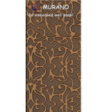 Zhihua 3D Embossed Interior Decorative MDF Wall Panel Il11