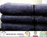 2016 Hot Sales 100% Cotton Dark Color Bath Towel Df-2892