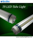 TUV Ce Approved 600mm 10W 2FT T8 LED Tube Light
