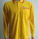 100% Polyester Moisture Wicking Working Polo Shirt Uniform Factory