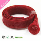 Colored Pet Expandable Braided Wire Insulation Sleeving