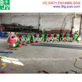 Hot Sale 16 Seats Insect Electric Train for Children (BJ-KY06)
