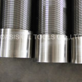Hot Sell Galvanized 177.8mm Water Well Screen Pipes