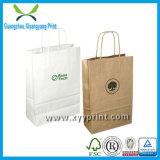 Custom Craft Paper Bag for Packing Bakery Food