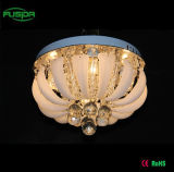 Glass Crystal LED Ceiling Lamp/Lighting