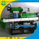 Chicken/Pig/Cow Manure Solid Liquid Separator, Animal Dung Dehydrator