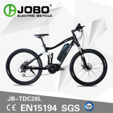 Electric Mountain Bicycle with Carnk Bafang Motor Moped with Pedals Pedelec (JB-TDC28L)