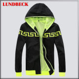 Simple Polyester Jacket for Women Leisure Outer Wear