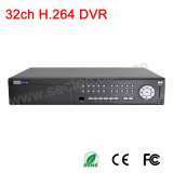 32CH H. 264 DVR with 32CIF