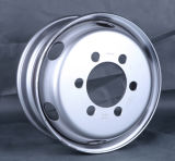 Good Quality Trailer Tubeless Truck Wheel (19.5X6.75 19.5X7.50 19.5X8.25)