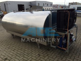 2000L Sanitary to 5000L Horizontal Milk Cooling Tank