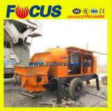 60-80m3/H Pumpcrete Trailer Mounted Portable Concrete Pump for Sale