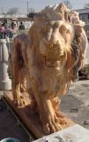 Marble Sculpture Animal for Garden Decoration