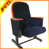 Jy-615m Conference Chair/Wooden Chair with Wooden Armrest Fabric Seating Chair