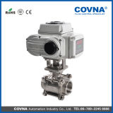 2 Inch 3PC Electric Ball Valve with High Quality