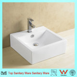 Best Selling Ceramic Square Lavabo Water Basin
