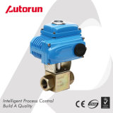 Electric High Pressure Stainless Steel Ball Valve