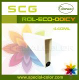 Eco Solvent Ink Cartridge Without Chip for Mutoh Printer (ROL-ECO-001CY)