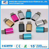 Wholesale Type C Adapter Aluminum Alloy Conversion Type C Adapter