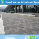 White Rectangle Water Permeable Brick for Flooring