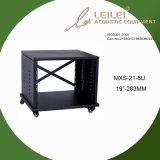 Professional Steel Studio Rack (MXS-21-8U)