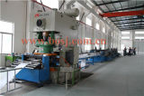 Hot Dipped Galvanized Perforated Cable Tray Roll Forming Production Machine Myanmar