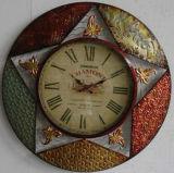 OEM Design Novelty Metal Wall Clock