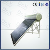 Stainless Steel Pressurized Solar Water Heater for Mexico