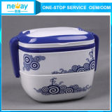 China Style Food Grade Plastic Lunch Box