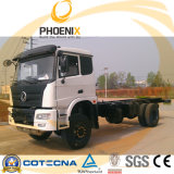 Dongfeng 4WD off Road Truck 4X4 Chassis 4X4 Dump Truck 20 Ton Tipper