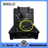 Pushline Sewer Camera, Color, 9inch Monitor, 20m/50m Cable