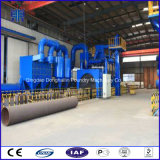 Qgw720 Steel Pipe Outer Wall Special Shot Blasting Machine