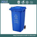 120L/240L Plastic Mobile Garbage Bin, Garbage Can for Outdoor