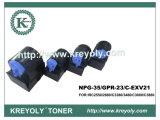 Compatible Color Toner Cartridge GPR-23/NPG 35/C-EXV 21