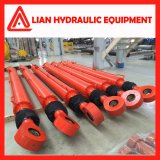Customized Medium Pressure Double Acting or Single Acting Hydraulic Cylinder for Metallurgical Industry