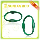 OEM New Design Silicone Bracelet with UHF Frequency