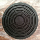 Nr/EPDM Round Rubber Blocks for Car Lift