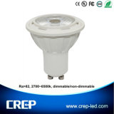 New Product 6W Dimmable LED 5050 GU10 Spotlight