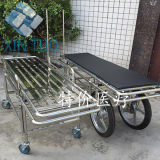 Medical Transport Patient Emergency Hospital Stretcher Bed Trolley