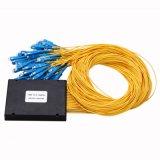 1 to 32 PLC Splitter LC Fiber Optical Splitter