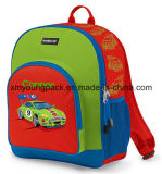 Custom Fashion Cute Boys School Backpack Bag for Children