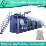 Frequency of Full Automatic Economic Baby Diaper Manufacturing Machine