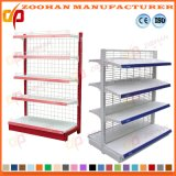 Light Duty Wall Shelves Supermarket Display Advertising Wire Shelf (Zhs131)