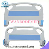 Bumper PP Blue Headboard and Footboard